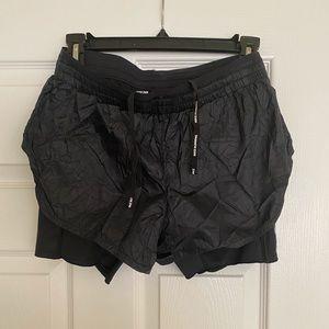 Nike shorts size XS black